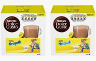 Nestlé releases Nesquik pods for the Nescafé Dolce Gusto system