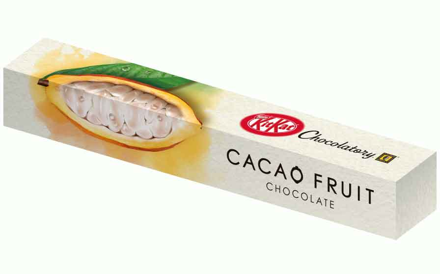 Nestlé creates new chocolate without adding refined sugar