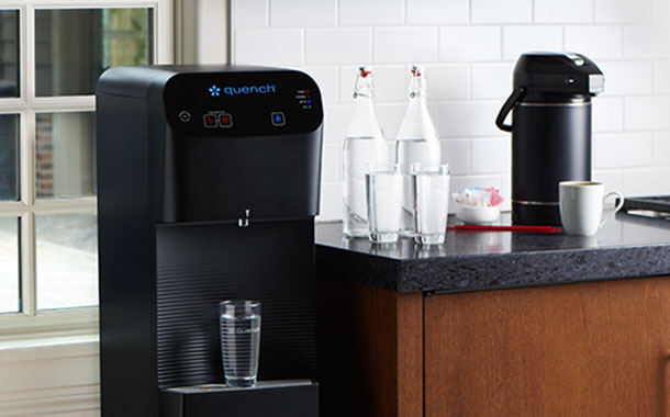 Quench acquires mains-fed water dispenser firm Get Filtered
