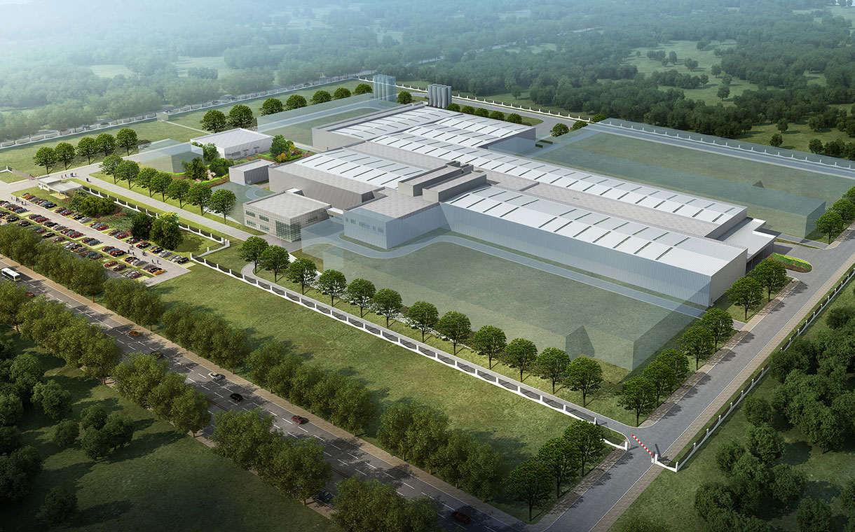 SIG invests 180m euros to build second production site in China