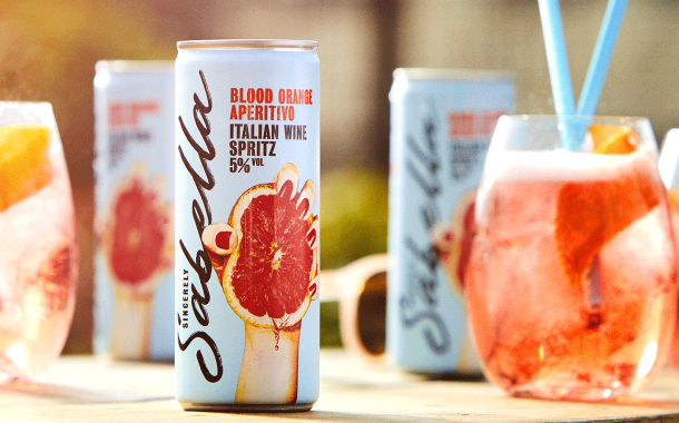 Sincerely Sabella introduces wine spritz with support of AB InBev