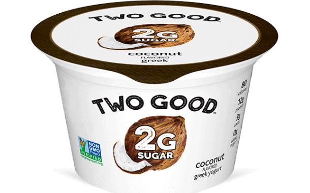 Danone North America launches new Two Good yogurt flavours