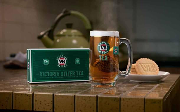 Carlton & United Breweries launches limited-edition VB Tea