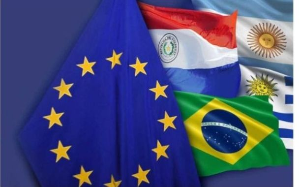 Free trade agreement between EU and Mercosur