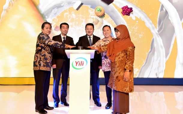 Yili announces new ice cream products for Southeast Asia