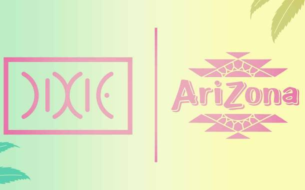AriZona and Dixie Brands form partnership for THC-infused line