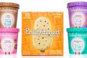 Enlightened introduces keto-friendly ice cream bars and pints
