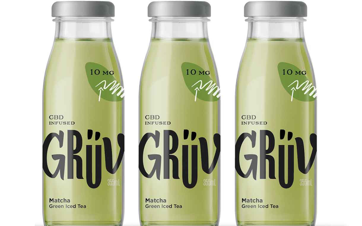 BevCanna unveils Grüv Beverages line of cannabis-infused iced teas