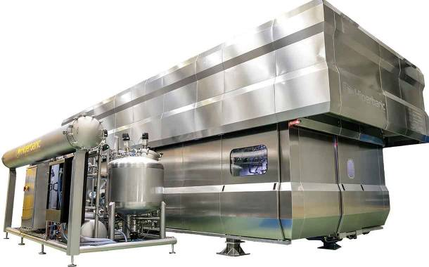 French firm uses Hiperbaric's 525 Bulk machine for juice production