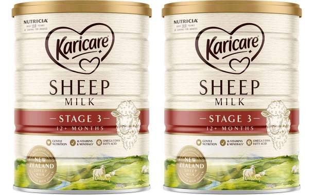 Nutricia introduces Karicare Toddler Sheep Milk innovation