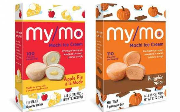 My/Mo Mochi Ice Cream unveils two new flavours for autumn