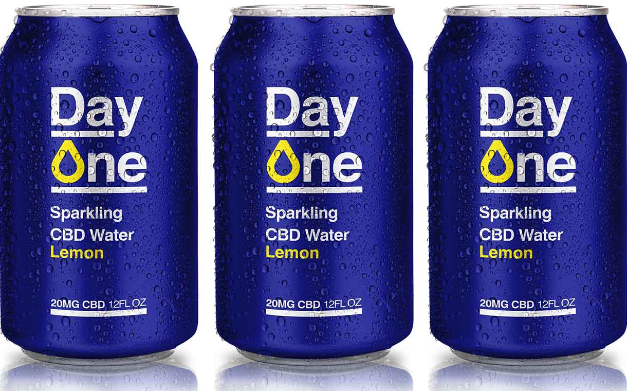 Natural Hemp Company debuts Day One CBD Sparkling Water