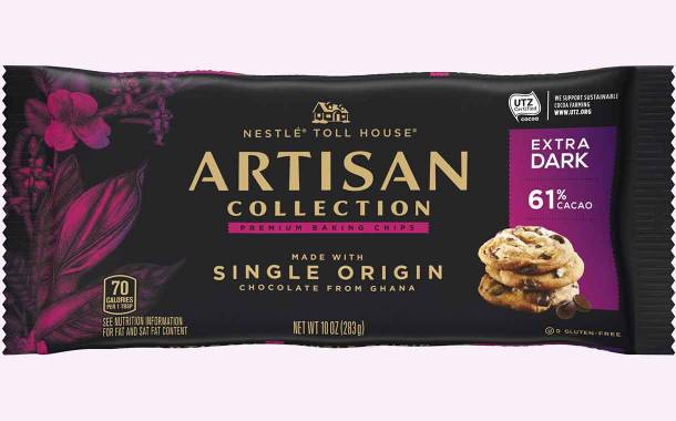 Nestlé Toll House unveils Artisan Collection baking chips range