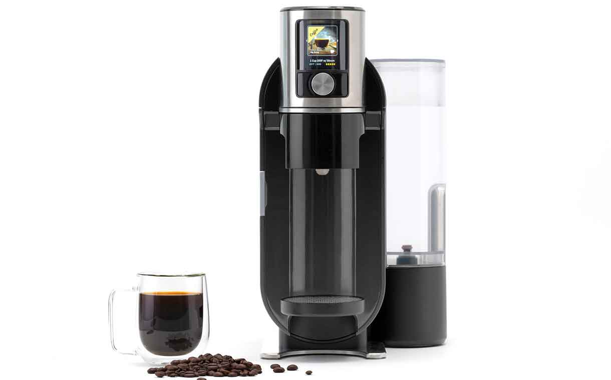 PicoBrew develops MultiBrew appliance for tea, coffee and beer