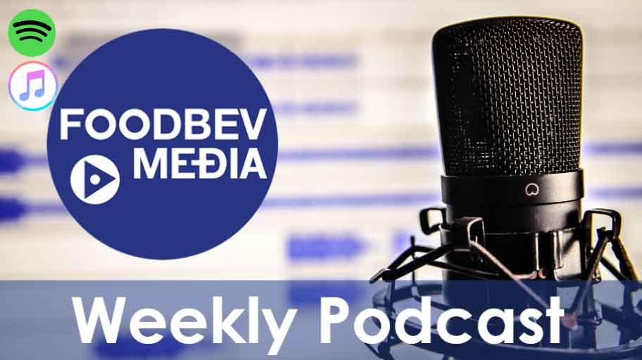Weekly podcast: The latest news from the food and drink industry