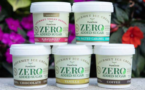 PureCircle debuts branded range of stevia-sweetened ice creams