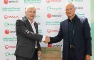 Selecta and Veolia join forces for new coffee cup recycling scheme