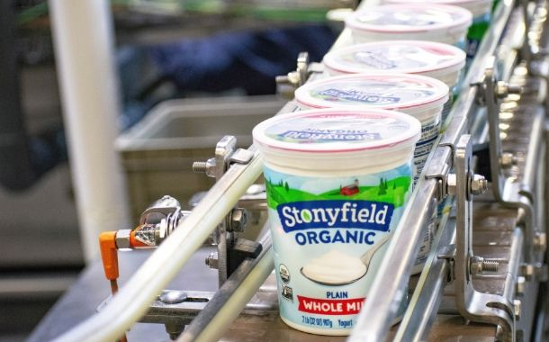 Stonyfield Organic aims to reduce carbon emissions by 30%