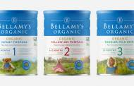 China's Mengniu Dairy makes $1bn offer to acquire Bellamy's