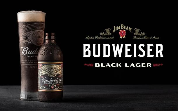 Budweiser and Jim Beam partner to release Reserve Black Lager
