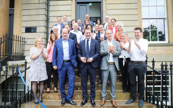 Chivas Brothers opens new head office in Glasgow