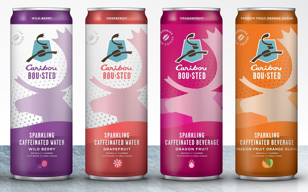 Caribou Coffee to release line of sparkling beverages with caffeine