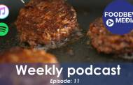 Weekly podcast: 3D printed 'meat', new CEO at Rémy Cointreau and more