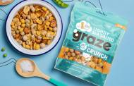 Unilever's Graze adds to Crunch snack line with two new flavours