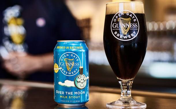 Diageo launches Guinness Over The Moon Milk Stout in the US