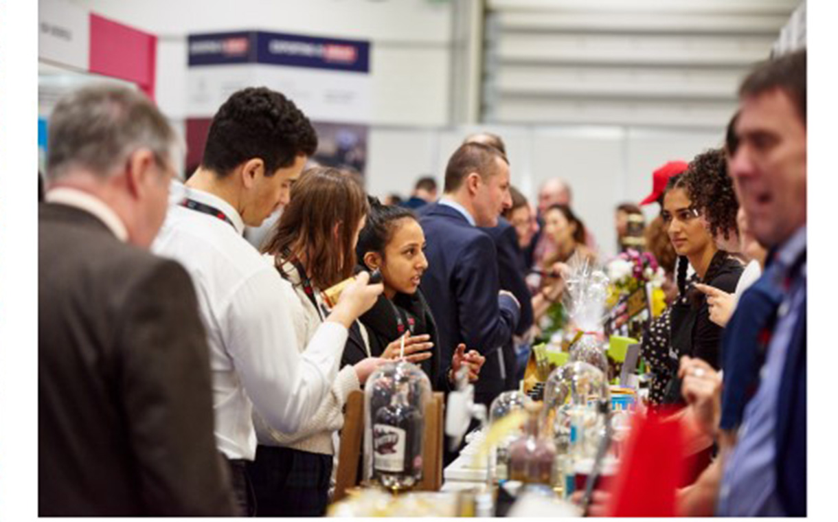HRC and IFE unite to form UK's largest food, drink, catering and hospitality event