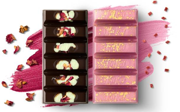 Nestlé debuts 'bespoke' KitKat Chocolatory range in the UK