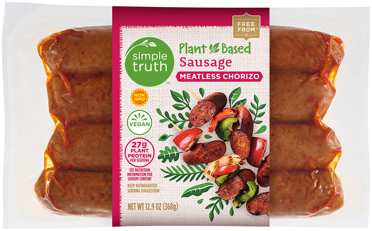 Kroger expands Simple Truth portfolio with plant-based line
