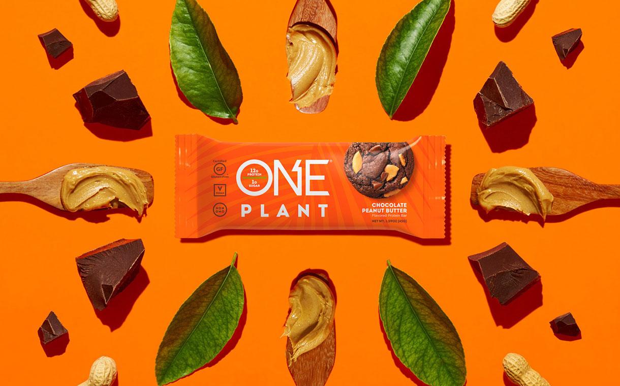 One Brands releases new line of plant-based protein bars