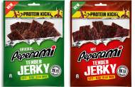 Jack Link's launches two-strong Peperami Tender Jerky range