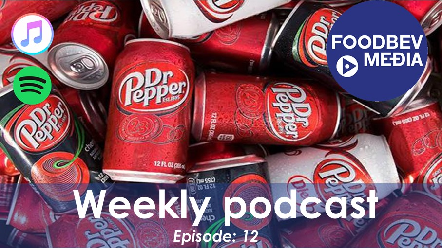 Weekly podcast: Bellamy's, beverages, brewing and more