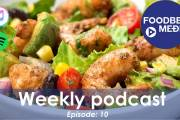 Weekly podcast: Plant-based shellfish, drought resistant-barley and more