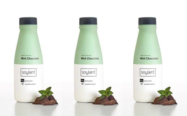 Soylent unveils new RTD mint chocolate drink