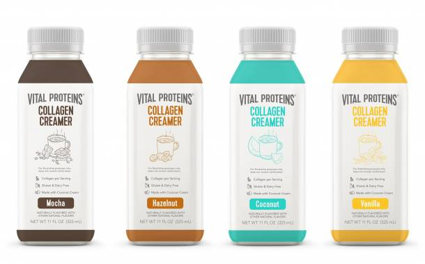 Vital Proteins launch range of liquid collagen creamers