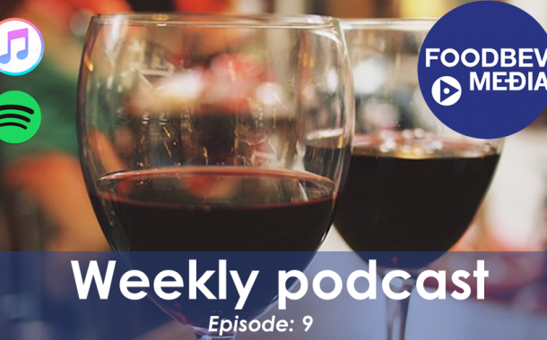 Weekly podcast: Red wine 'improves gut health', and more