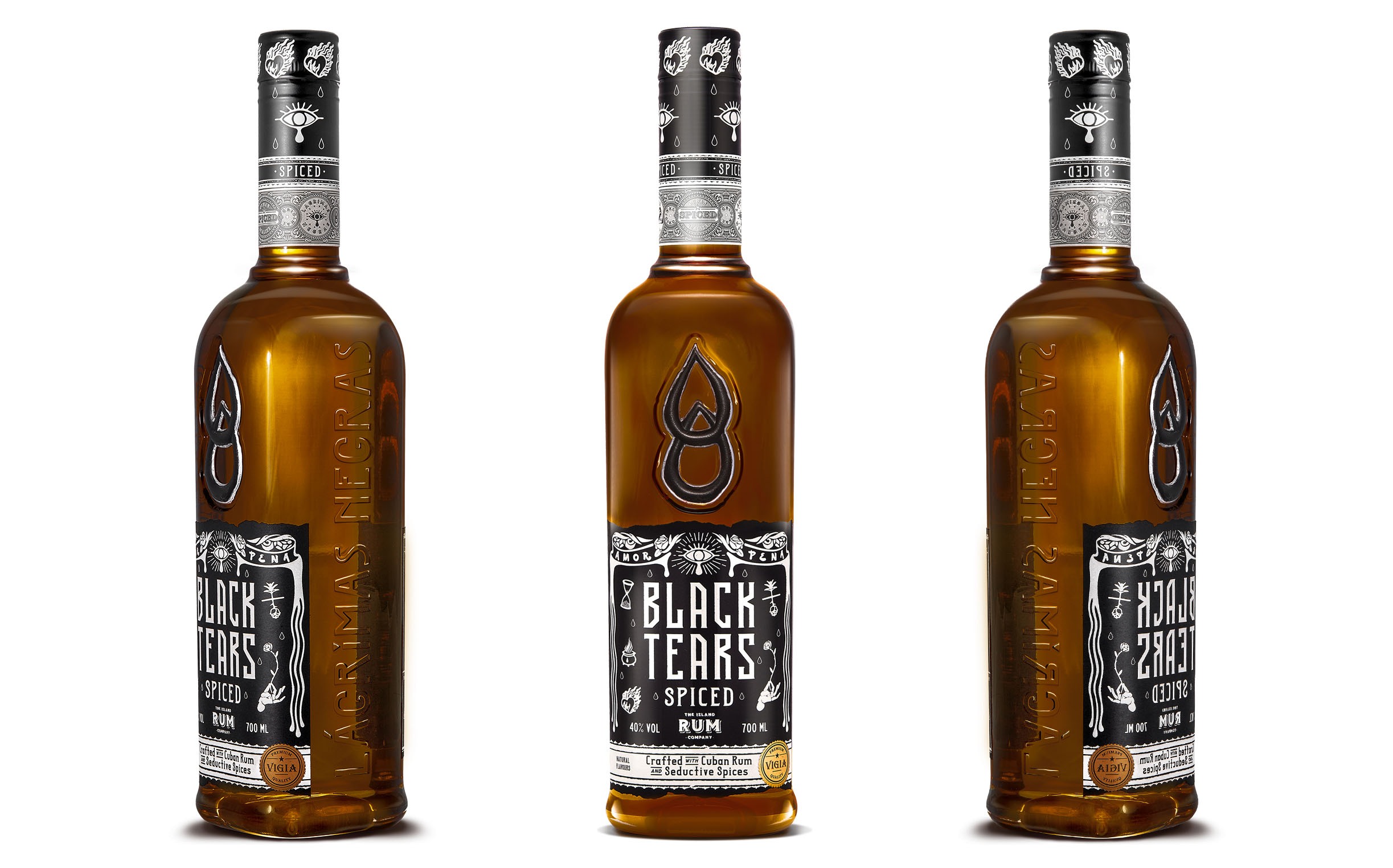 New Cuban rum brand Black Tears launches into UK market
