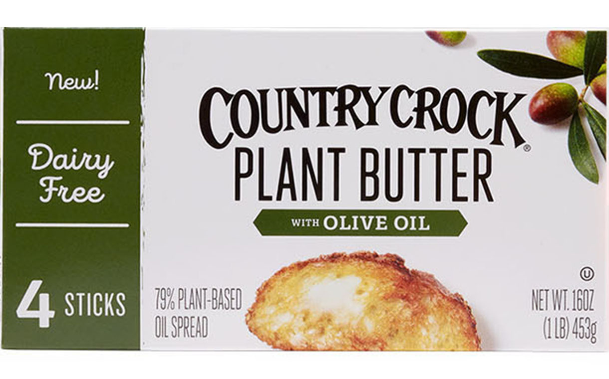 Country Crock unveils new dairy-free plant butter