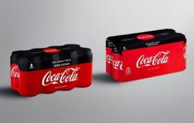 CCEP to swap multipack shrink wrap for cardboard