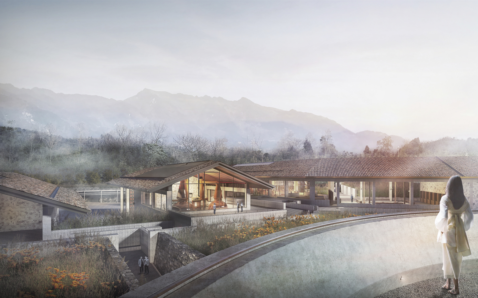 Pernod Ricard to build whisky distillery in China