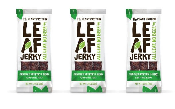 Kellogg unveils plant-based alternative brand, Leaf Jerky