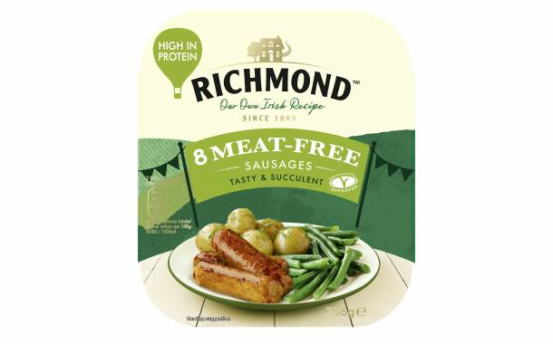 Richmond unveils new meat-free sausage