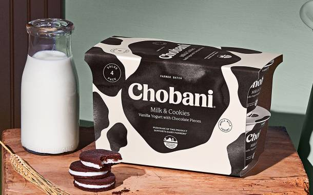 Chobani introduces new yogurt flavour to support dairy farmers