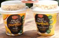 Del Monte Foods launches dairy-free Fruit Crunch Parfaits range