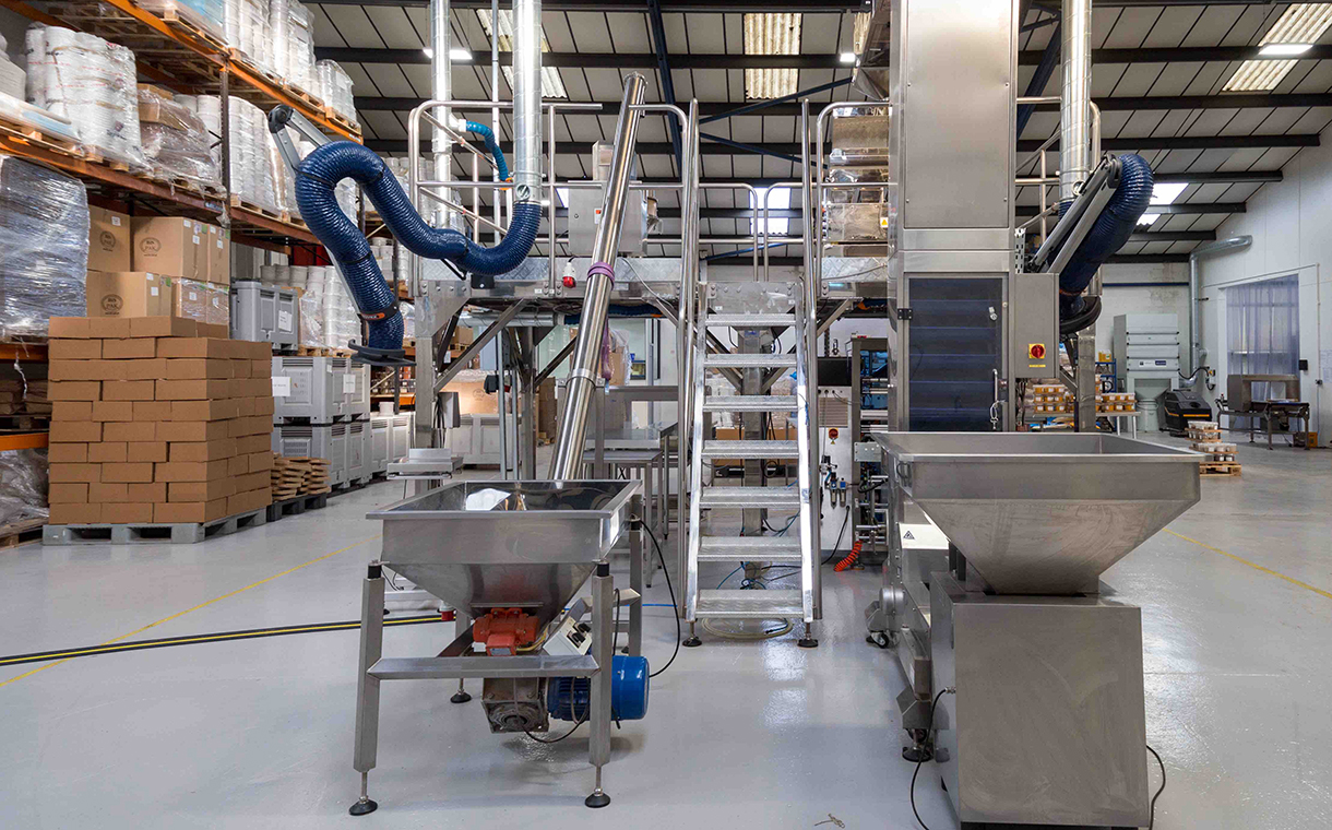 EHL Ingredients installs machinery to improve allergen management