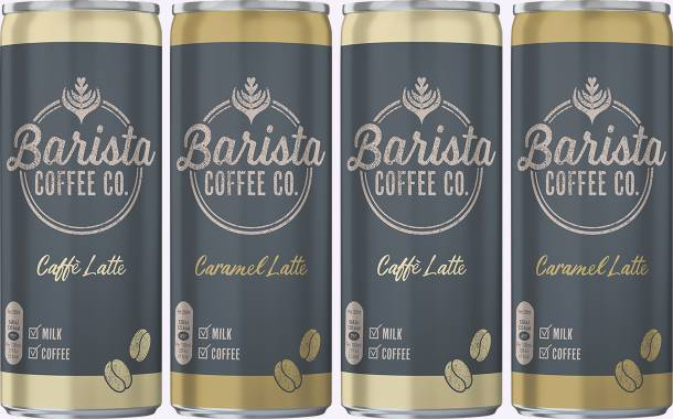 FrieslandCampina introduces Barista Coffee Co range in the UK
