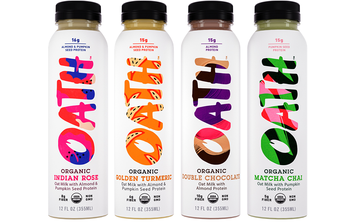 Oath launches Organic Oat-Milk with Plant Protein line in the US